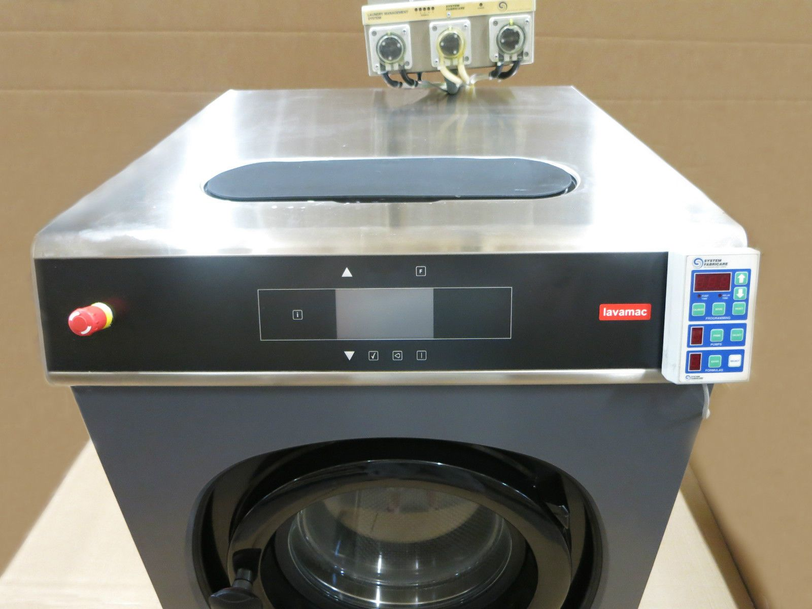 Commercial Washer Extractor ~ Lavamac af commercial washer extractor machine kg